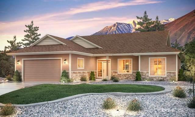 757 E Cottage Loop, Gardnerville, NV 89460 (MLS #190017825) :: Chase International Real Estate