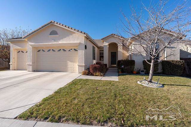 286 La Costa Ave, Dayton, NV 89403 (MLS #190017832) :: Chase International Real Estate