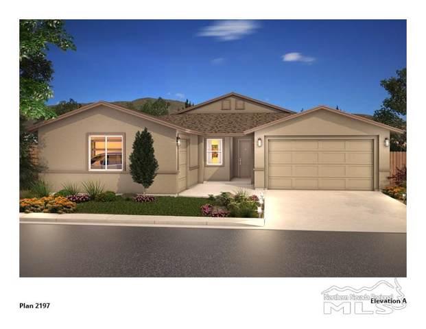 445 Scenic Ridge Lot 80, Reno, NV 89506 (MLS #190017844) :: Ferrari-Lund Real Estate