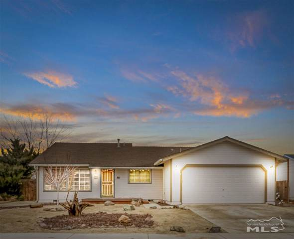 920 Nicole St, Dayton, NV 89403 (MLS #190017848) :: Chase International Real Estate