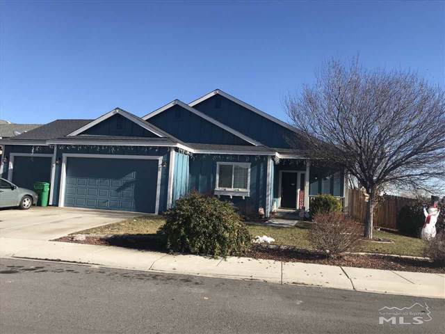 679 Cardinal, Fernley, NV 89408 (MLS #190017849) :: Joshua Fink Group