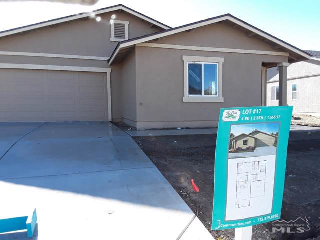 2645 Ladera Drive Lot 17, Fallon, NV 89406 (MLS #190017850) :: NVGemme Real Estate