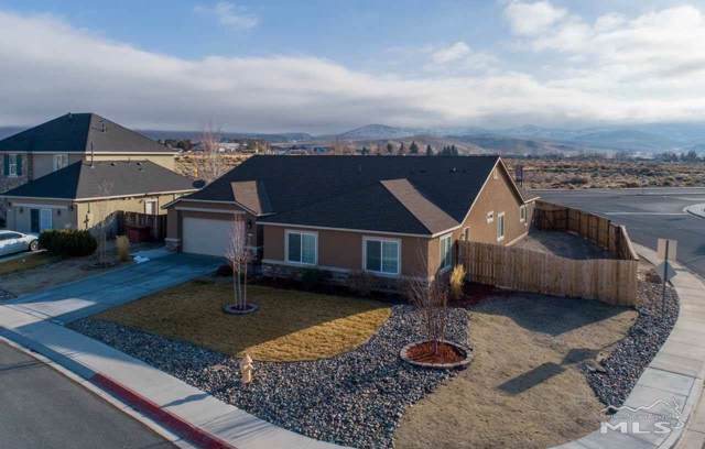 101 Marquis Terrace, Dayton, NV 89403 (MLS #190017855) :: Chase International Real Estate