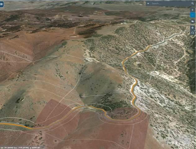 0 Geiger Grade Road, Reno, NV 89521 (MLS #190017886) :: Vaulet Group Real Estate