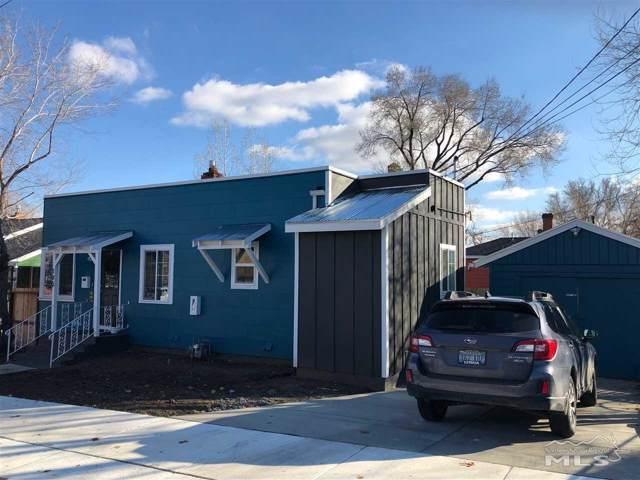 196 Martin, Reno, NV 89509 (MLS #190017892) :: Chase International Real Estate