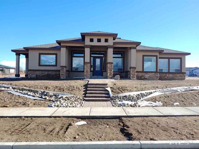 1305 D Bar Ranch Court, Gardnerville, NV 89460 (MLS #190017893) :: Joshua Fink Group