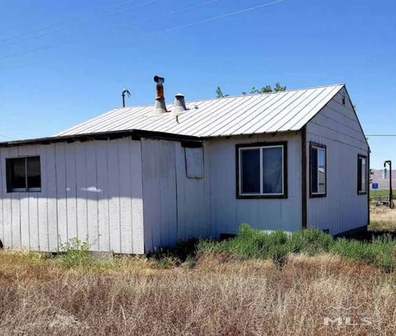 833 Pacific Ave, Imlay, NV 89419 (MLS #190017908) :: NVGemme Real Estate