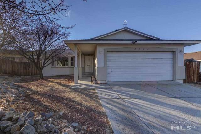 8503 Moth Cir, Reno, NV 89506 (MLS #190017911) :: Northern Nevada Real Estate Group