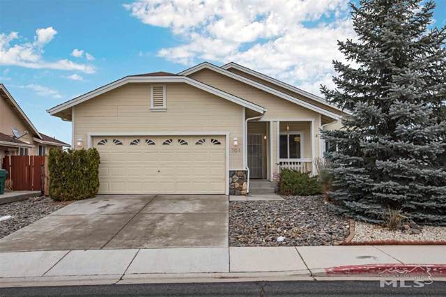 701 W Golden Valley, Reno, NV 89506 (MLS #190017920) :: Vaulet Group Real Estate