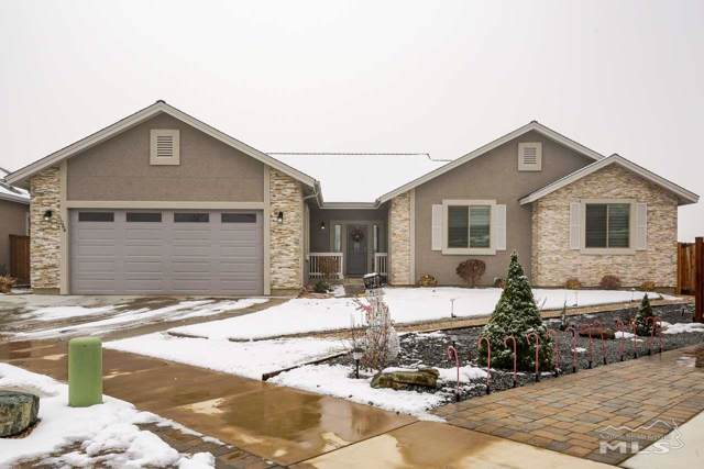 1064 Aspen Brook  Ln, Gardnerville, NV 89460 (MLS #190017925) :: Joshua Fink Group