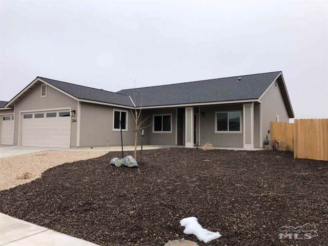 244 Misty Way, Dayton, NV 89403 (MLS #190017926) :: Chase International Real Estate