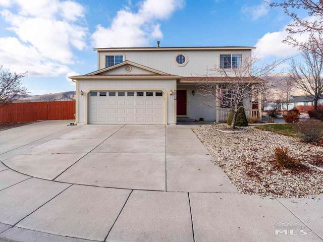 18075 Sofia Ct, Reno, NV 89508 (MLS #190017930) :: Vaulet Group Real Estate