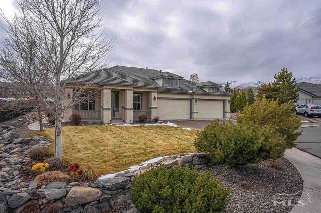 600 Dancing Cloud Ct, Reno, NV 89511 (MLS #190017934) :: Vaulet Group Real Estate