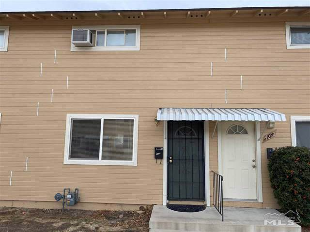 1280 S Curry Street, Carson City, NV 89703 (MLS #190017948) :: Vaulet Group Real Estate