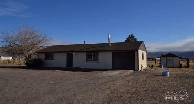 93 Wells Fargo Ave, Dayton, NV 89403 (MLS #190017960) :: Chase International Real Estate