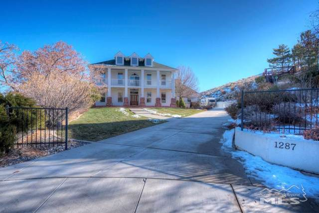 1287 Crain, Carson City, NV 89703 (MLS #190017975) :: Joshua Fink Group