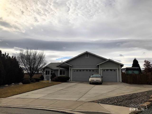 335 Mia Court, Sparks, NV 89436 (MLS #190017978) :: Chase International Real Estate