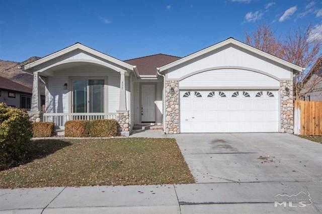 651 Rock Island, Dayton, NV 89403 (MLS #190017986) :: Chase International Real Estate