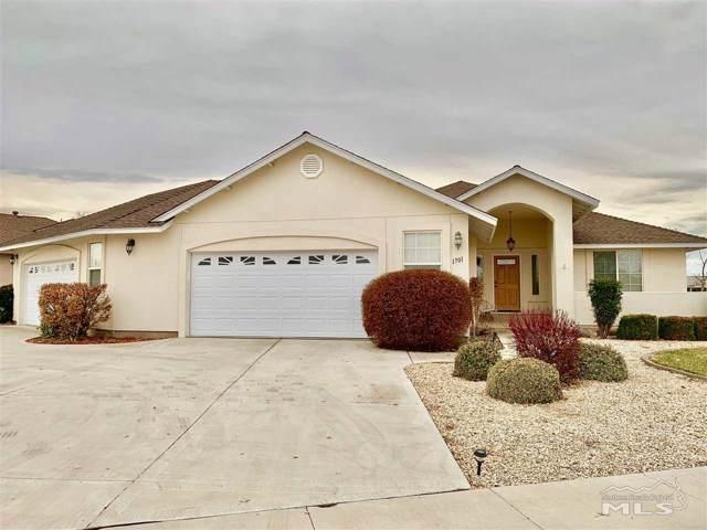 1701 Gem Ct., Fernley, NV 89408 (MLS #190017989) :: Vaulet Group Real Estate