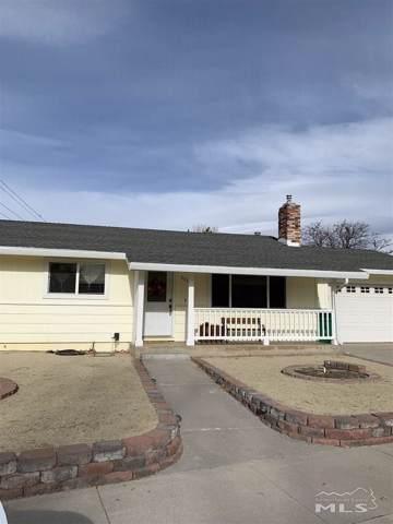 1110 Stonewall St., Carson City, NV 89701 (MLS #190018004) :: Chase International Real Estate