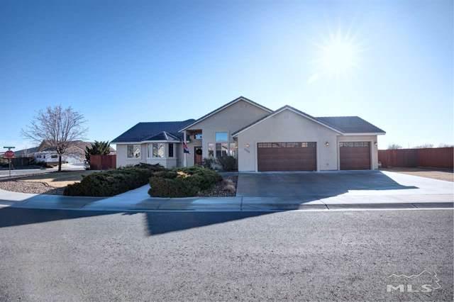 1152 Whitehawk, Fallon, NV 89406 (MLS #190018017) :: Chase International Real Estate