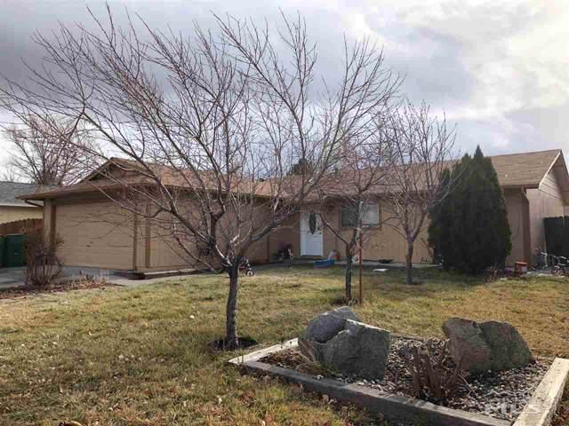 3129 Gordonia, Carson City, NV 89701 (MLS #190018021) :: Ferrari-Lund Real Estate