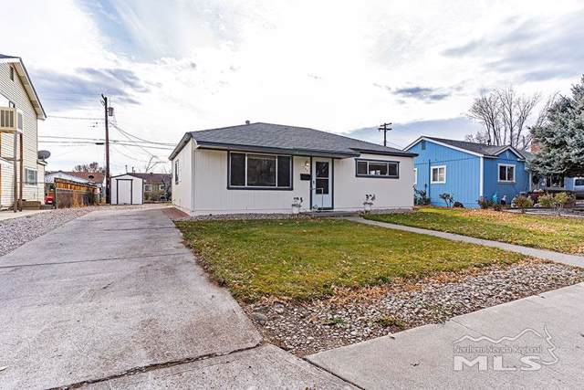 701 M St., Sparks, NV 89431 (MLS #190018039) :: Northern Nevada Real Estate Group
