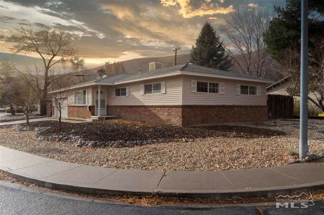 406 S Richmond Avenue, Carson City, NV 89703 (MLS #190018048) :: Northern Nevada Real Estate Group
