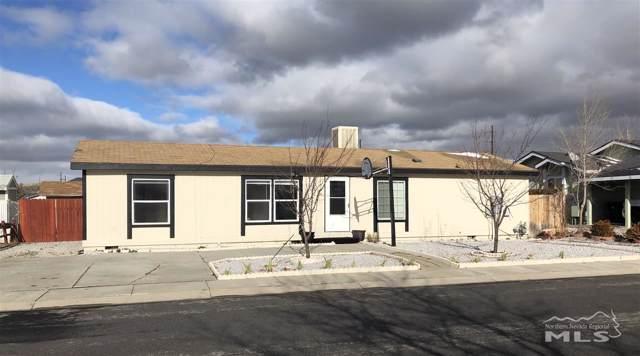 1329 Leopard Street, Reno, NV 89506 (MLS #190018075) :: The Mike Wood Team