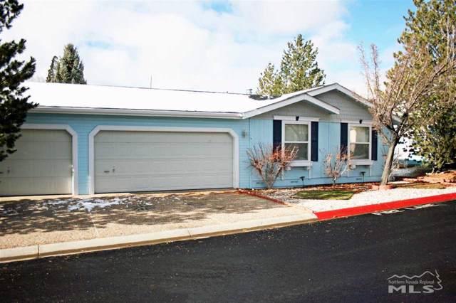 7545 S Claridge Pointe, Reno, NV 89506 (MLS #190018080) :: The Mike Wood Team