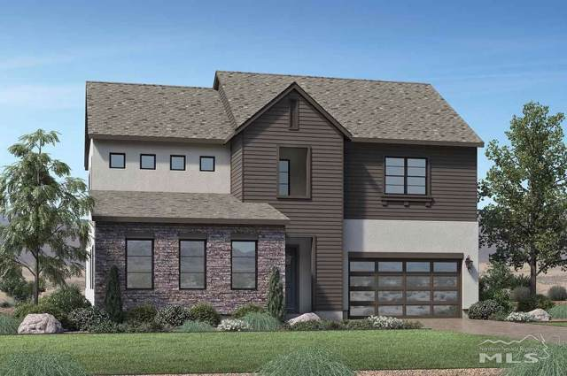 707 W Pleasant Oak Trail Homesite 17, Reno, NV 89511 (MLS #190018132) :: L. Clarke Group | RE/MAX Professionals