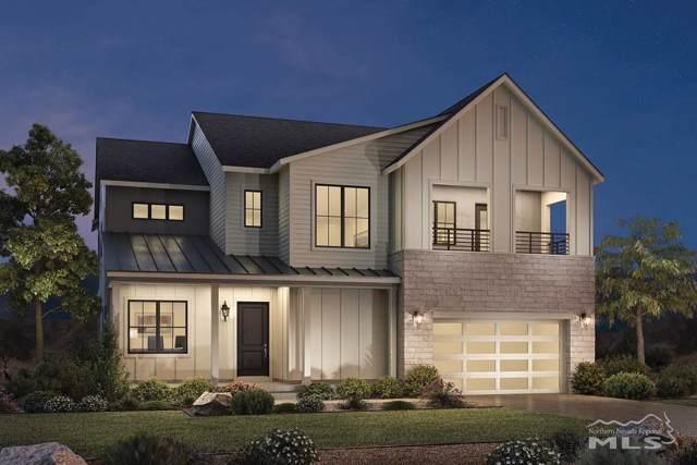 711 W Pleasant Oak Trail Homesite 19, Reno, NV 89511 (MLS #190018134) :: L. Clarke Group | RE/MAX Professionals