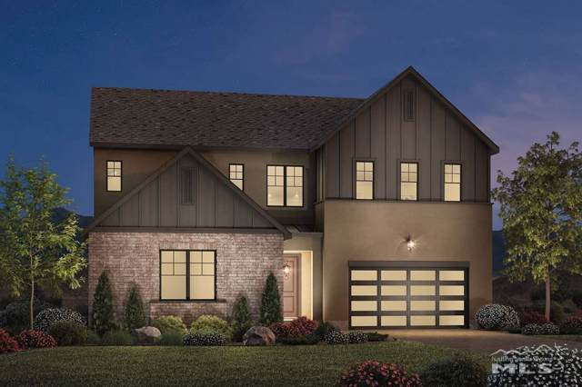 713 W Pleasant Oak Trail Homesite 20, Reno, NV 89511 (MLS #190018135) :: L. Clarke Group | RE/MAX Professionals