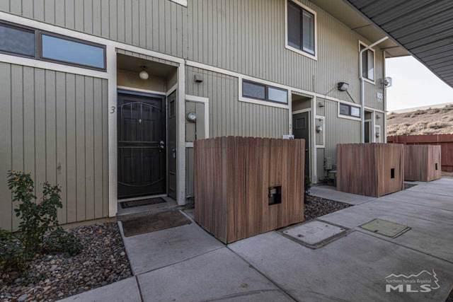 855 Nutmeg #3, Reno, NV 89502 (MLS #190018160) :: NVGemme Real Estate
