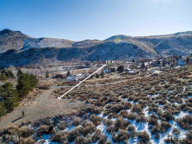 18 Knoll Dr, Carson City, NV 89703 (MLS #190018162) :: Vaulet Group Real Estate
