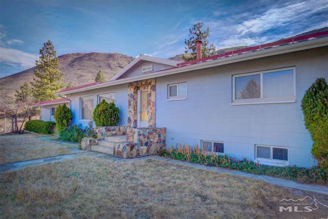 30 Dry Canyon, Walker, Ca, CA 96107 (MLS #190018176) :: Harcourts NV1