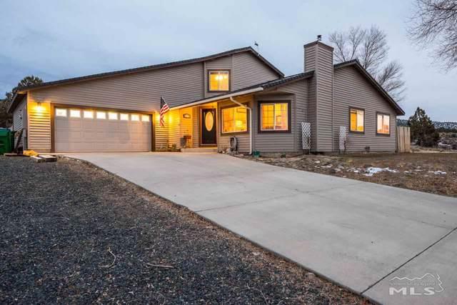 1841 S Deer Run Road, Carson City, NV 89701 (MLS #190018206) :: Ferrari-Lund Real Estate