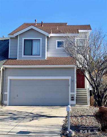 1892 Sierra Highlands Drive, Reno, NV 89523 (MLS #190018234) :: Vaulet Group Real Estate