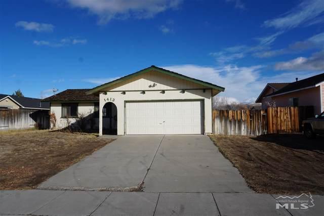 1413 Leonard Road, Gardnerville, NV 89460 (MLS #190018242) :: Ferrari-Lund Real Estate