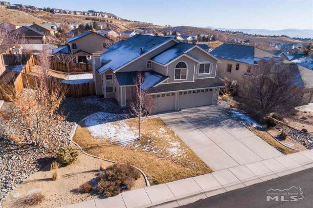 2982 Fox Trail, Reno, NV 89523 (MLS #190018271) :: Vaulet Group Real Estate
