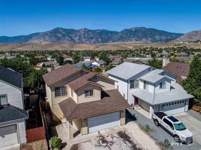 1011 Mica Dr., Carson City, NV 89705 (MLS #190018282) :: NVGemme Real Estate