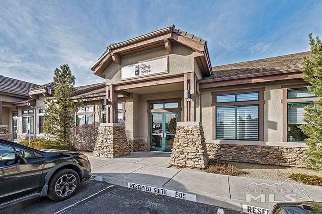 140 W Huffaker Lane 503/504, Reno, NV 89511 (MLS #190018287) :: Joshua Fink Group