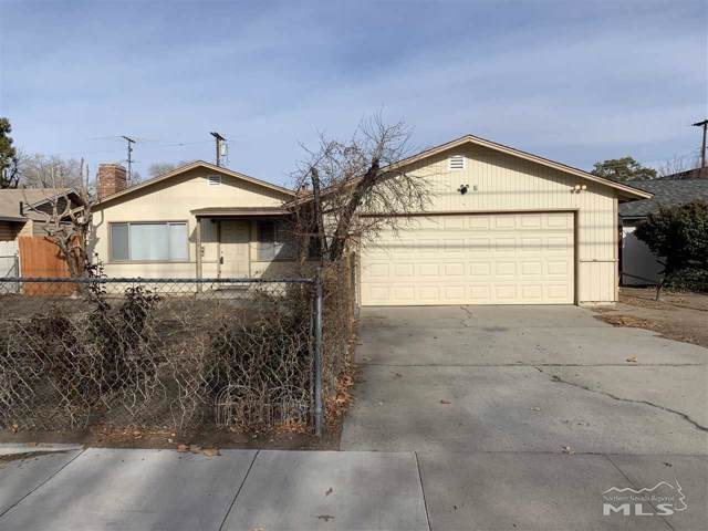 765 Casazza Drive, Reno, NV 89502 (MLS #190018296) :: NVGemme Real Estate