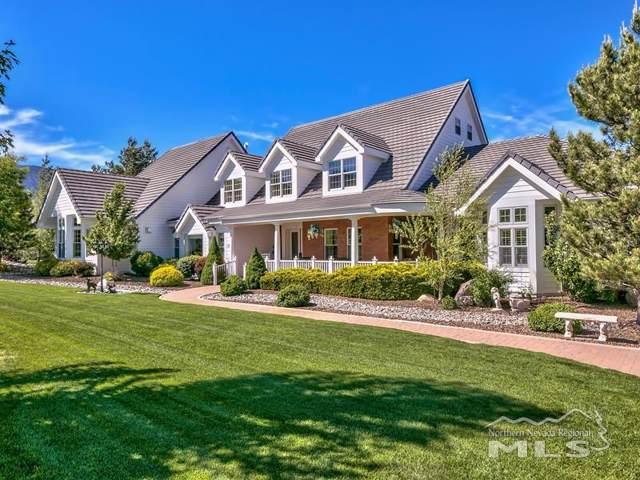 38 W Lightning 'W' Ranch Rd, Carson City, NV 89704 (MLS #190018345) :: Vaulet Group Real Estate