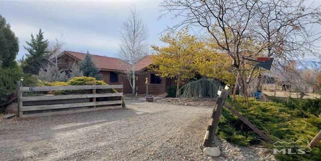 778 Mustang Lane, Gardnerville, NV 89410 (MLS #190018351) :: Chase International Real Estate