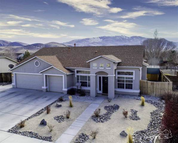 1105 Cheatgrass Drive, Dayton, NV 89403 (MLS #190018358) :: Chase International Real Estate
