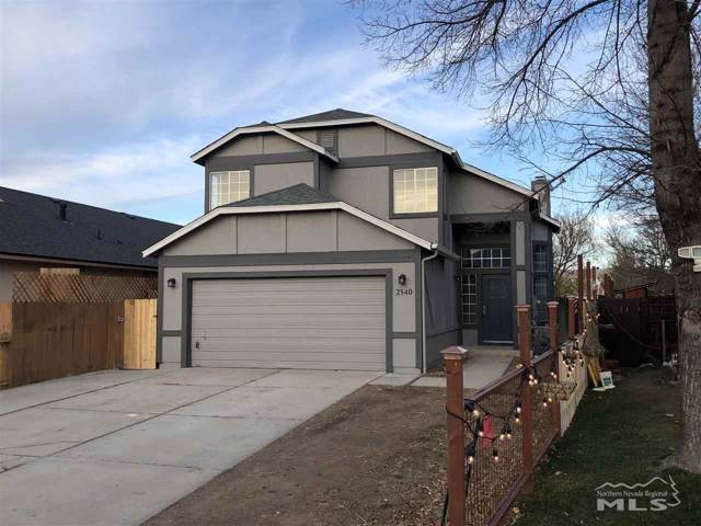 2540 Fargo Way, Sparks, NV 89434 (MLS #190018359) :: The Mike Wood Team