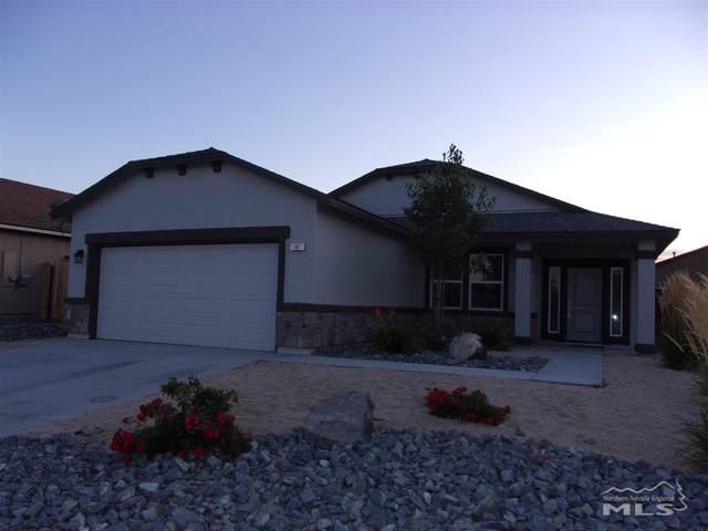 141 Walnut Dr., Fernley, NV 89408 (MLS #190018363) :: NVGemme Real Estate