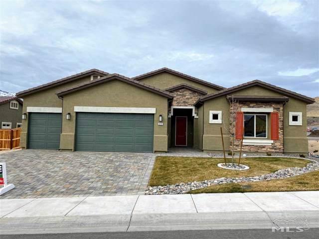 425 Chelmsford Dr Lot 137, Reno, NV 89439 (MLS #190018369) :: Vaulet Group Real Estate