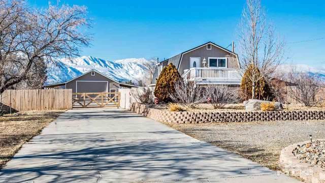 840 Long Valley, Gardnerville, NV 89460 (MLS #190018374) :: Ferrari-Lund Real Estate